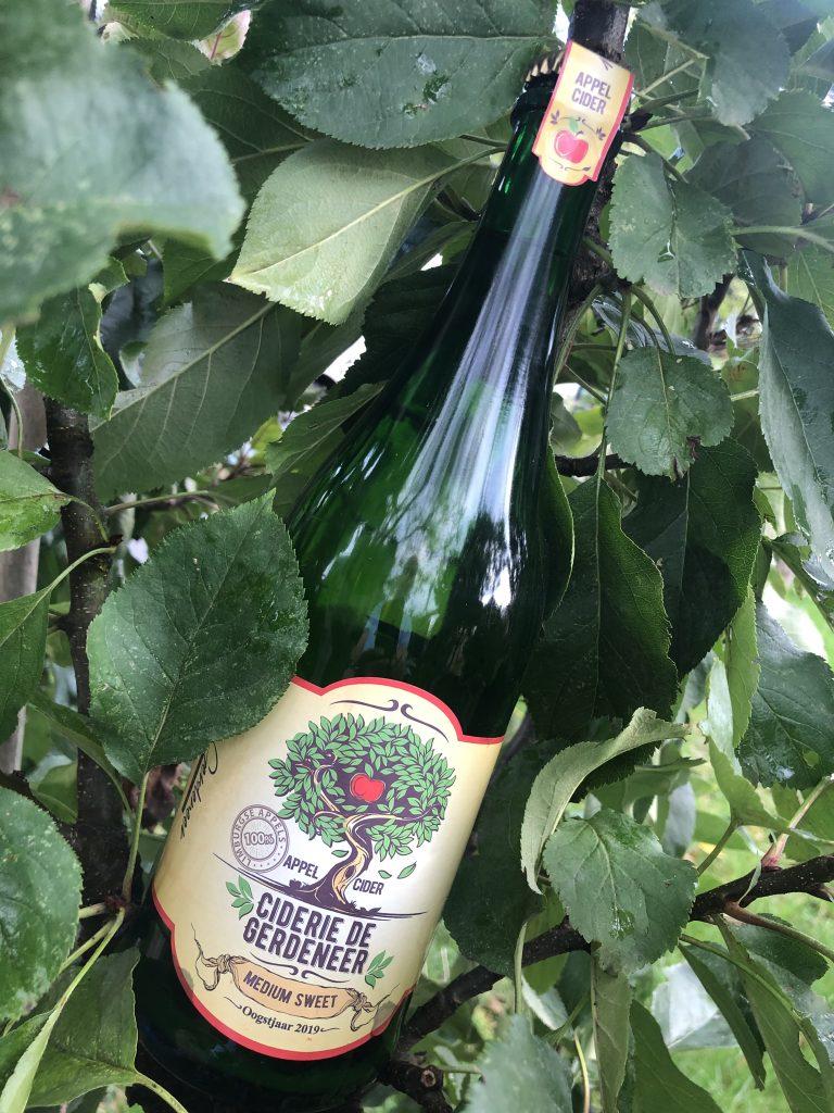 Ciderie de Gerdeneer cider