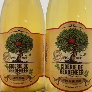 De Gerdeneer Cider Duo Savelsbos