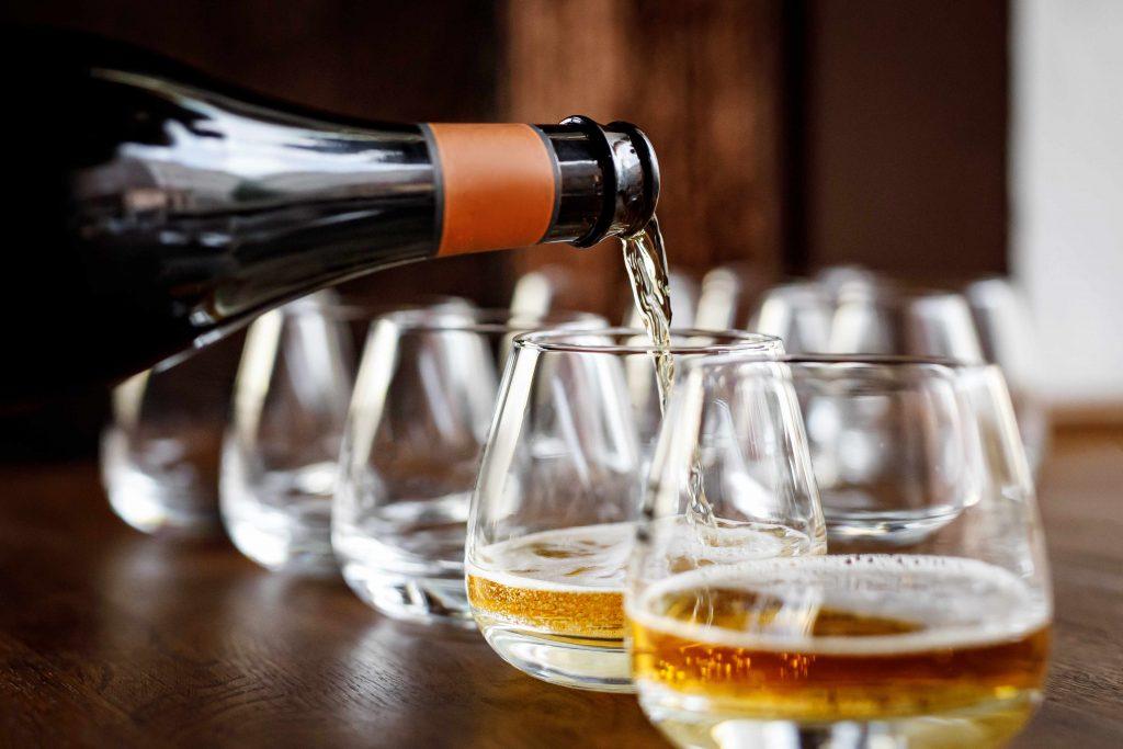 Cider proeverij Ciderie de Gerdeneer